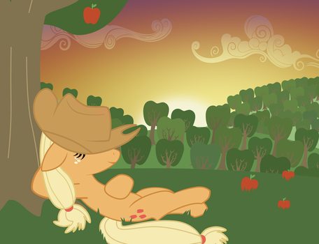 Thank God I'm a Country Mare! by My-Brony-Side