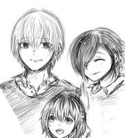 Thank You Tokyo Ghoul by DrJail