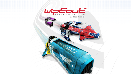 Wipeout Omega Collection - HD Wallpaper 06 by JJteam