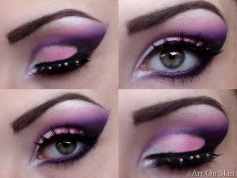 Purple obsession by hennyka