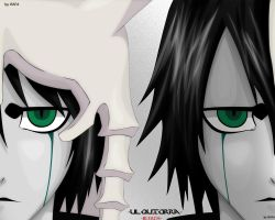 Bleach - Ulquiorra by Rafaken