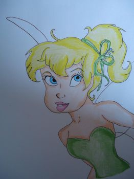 Tinkerbell by frozenangle