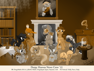 Derpy Hooves News 2012 by DerpyHoovesCentral