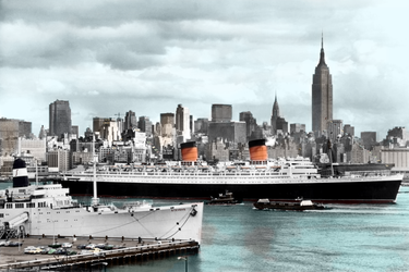 RMS Queen Elizabeth by RMS-OLYMPIC