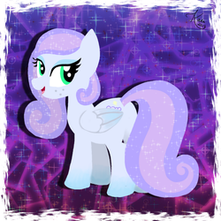 Trade: MLP OC - Cloudy Dreamscape - Fixed by Kazziepones
