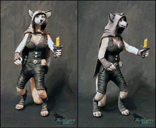 Foxy thief *for sale* by WolfberryCrafts