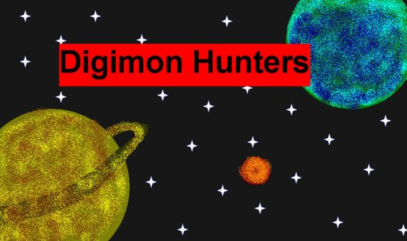 Digimon Hunters by NESWolf20
