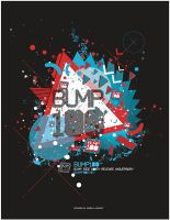 Bump100th Anniversary Poster by dojolabs