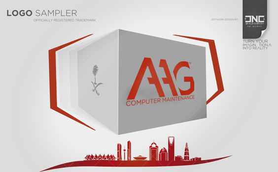 AAG Official Logo by DevilzNeverCry