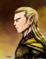 Legolas by Mark-Clark-II