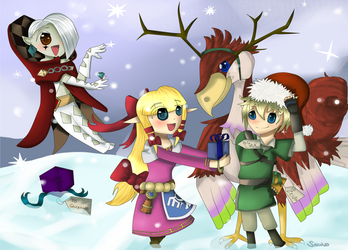 CE:Christmastime by Twillywho