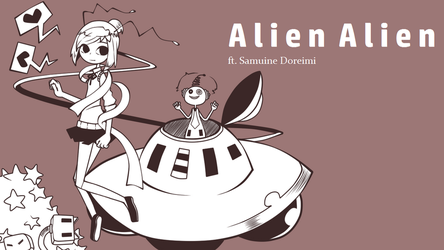 Alien Alien -Bossa Nova Arrange- by Chocoelats