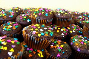 Cupcakes II by KW-stock