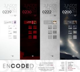 Rainmeter - Encoded v1.2.3 by lilshizzy