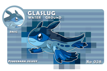 038: GLASLUG by PEQUEDARK-VELVET
