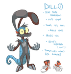 Dillo (ref 2014) by wimpod