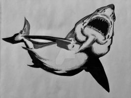 Great White by double117