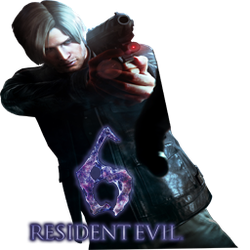 Resident Evil 6 Dock Icon 2 by Rich246