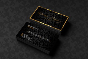 Business Card by savianty