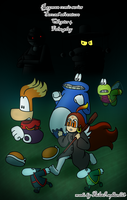 Rayman Second Adventure chapter 4 - preview by SailorRaybloomDZ