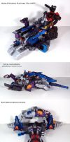 Wrecktifier Extra Parts Modes by Unicron9