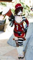 Mad Moxxi- Pin Up Girl by DustbunnyCosplay