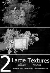 Pack Large Textures+OO5. by MyHeartBeatsForDemiL