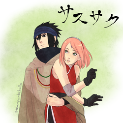 1102 SASUSAKU by steampunkskulls