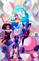 Lars and the Off-color Gems by Mariolord07