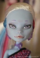 B-Day Present for Amber-Honey by MySweetQueen-Dolls