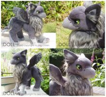 SOTSK Shard Plush More Pics by dot-DOLL