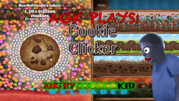 AGK plays Cookie Clicker thumbnail by Icepenguins101