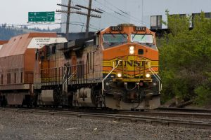 BNSF 4374 by paploothelearned