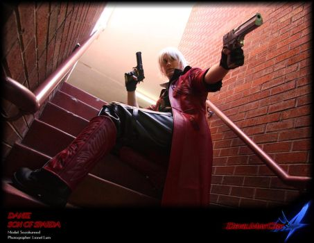 The Son of Sparda by SozokuReed