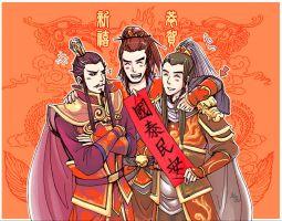 Happy Chines New Year by GENgoodstick
