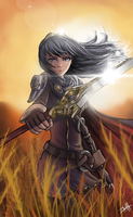 Lucina's Choice by itftjte