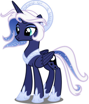 Dancerverse - Princess Luna by Orin331