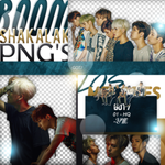+GOT7|PACK PNG|137 by iLovemeright