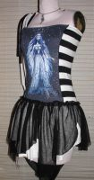 corpse bride dress by smarmy-clothes