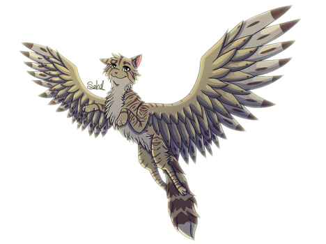 Finished Flying Bae by Haasiophis-Sahel