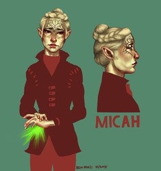 Micah by Mainframe110