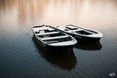 untitled boats by hermik
