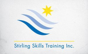 Stirling Skills Training Inc. Logo Design by Click-Art