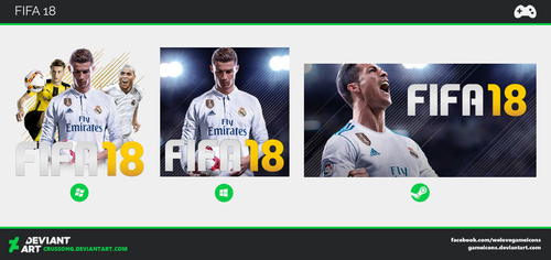 FIFA 18 - Icon by Crussong