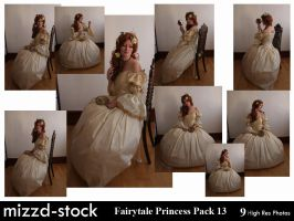 Fairytale Princess Pack 13 by mizzd-stock