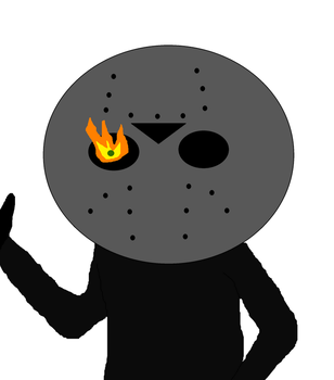 Me in Ra1nb0wK1tty Style Remake (Rage Edition) by SCP-096-2