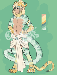 Male Dragon Adopt (OPEN) by JunnieBEANS