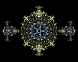 Royal Pentacle by knuthy