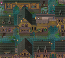 RPG Maker - Venice of elsewhere... by AlJeit