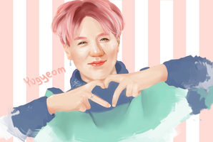 GOT7 - Yugyeom by yanawookie